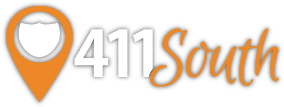 411 South Talent Logo
