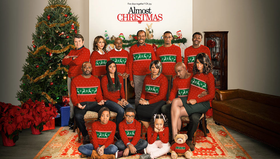 Almost Christmas Movie.Almost Christmas Set To Appear In Theaters This Holiday