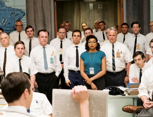 "Historic Film ""Hidden Figures"" NOW PLAYING"