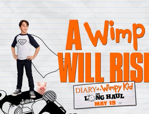 "COMING SOON: ""Diary of a Wimpy Kid"" Film"