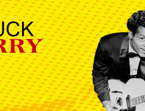 "NEW Music by the ""Legendary"" Chuck Berry"