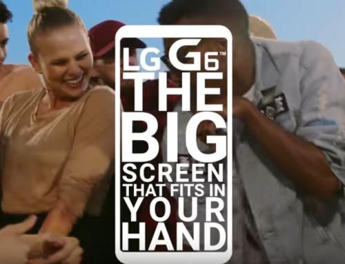 NEW LG USA Mobile LG G6 Dance Commercial
