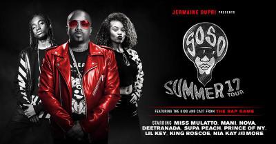 so so summer tour