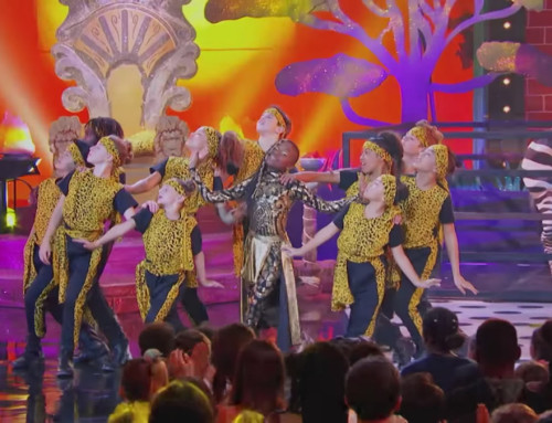 "411 South Talent Jene Moore's performance on ""Lip Sync Battle Shorties""!"