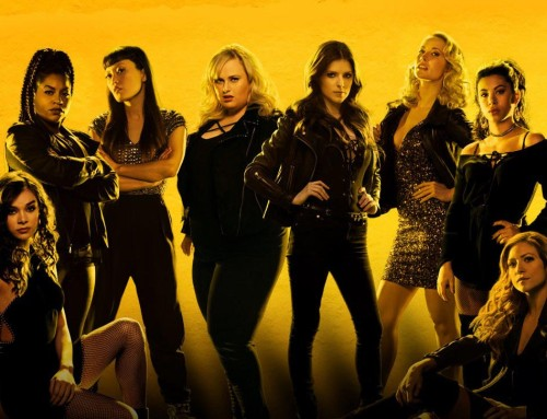 """Pitch Perfect 3"" Debuted December 22, 2017!"