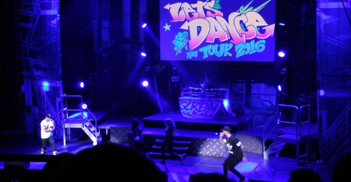 Lets Dance Tour