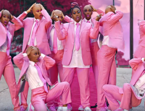 "Watch Missy Elliot's ""Throw it Back"" Offical Music video consisitng of mainly 411 South Talent Dancers!"