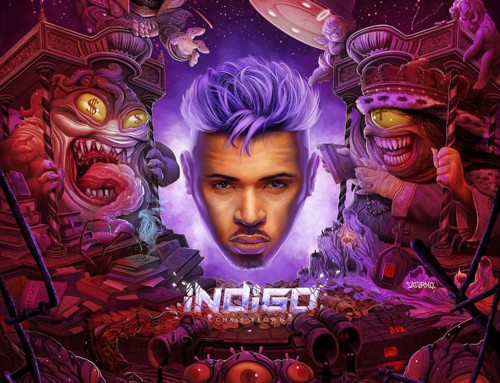 Chris Brown's Indigo Tour ft. Tacir Roberson