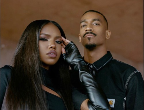 "Sean Bankhead & Andraya Woodley in ""The Same"" – Ryan Destiny"
