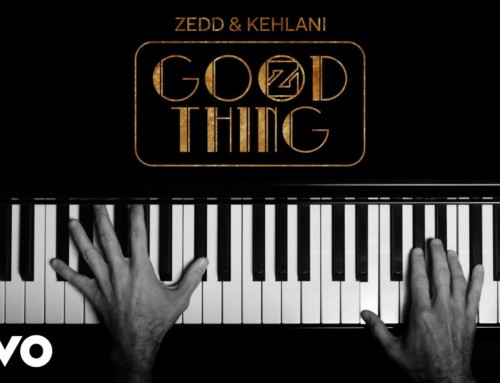 "Andraya Woodley and Sean Bankhead in ""Good Thing"" – Zedd ft. Kehlani"