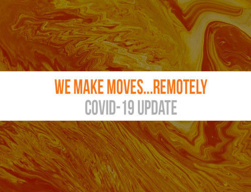 We Make Moves…REMOTELY!